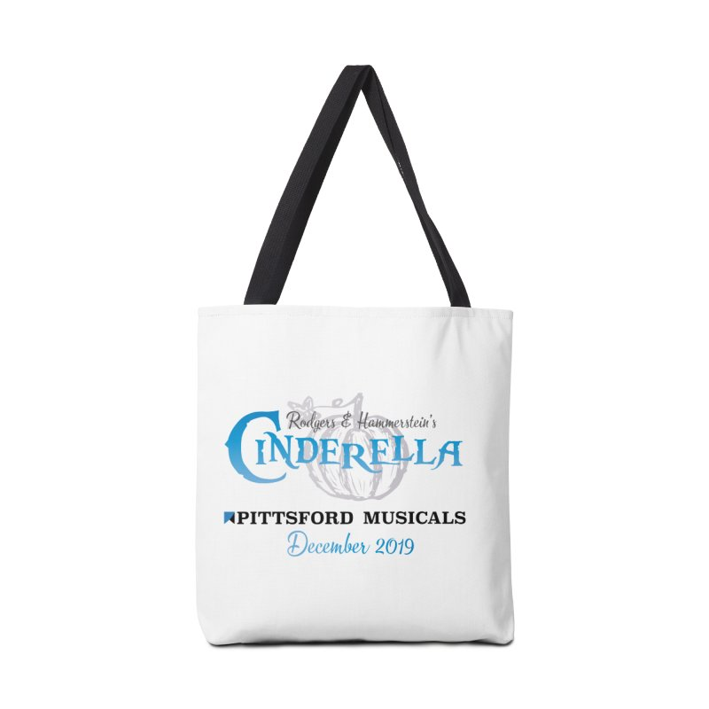 Cinderella 2019 - light colors Accessories Tote Bag Bag by Pittsford Musicals