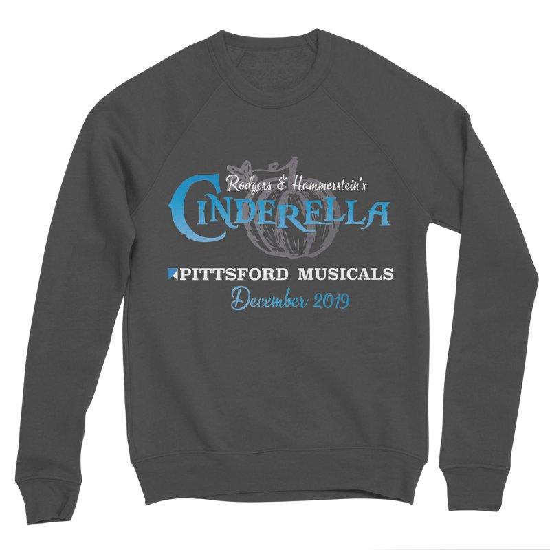 Cinderella 2019 - dark backgrounds Women's Sponge Fleece Sweatshirt by Pittsford Musicals