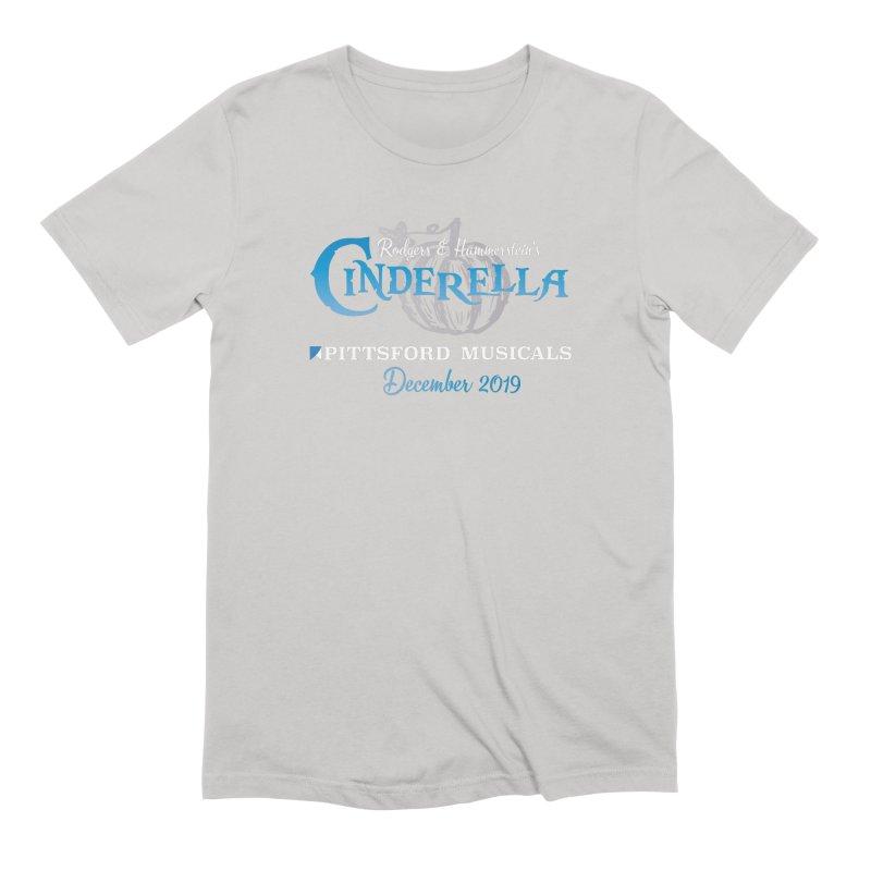 Cinderella 2019 - dark backgrounds Men's Extra Soft T-Shirt by Pittsford Musicals
