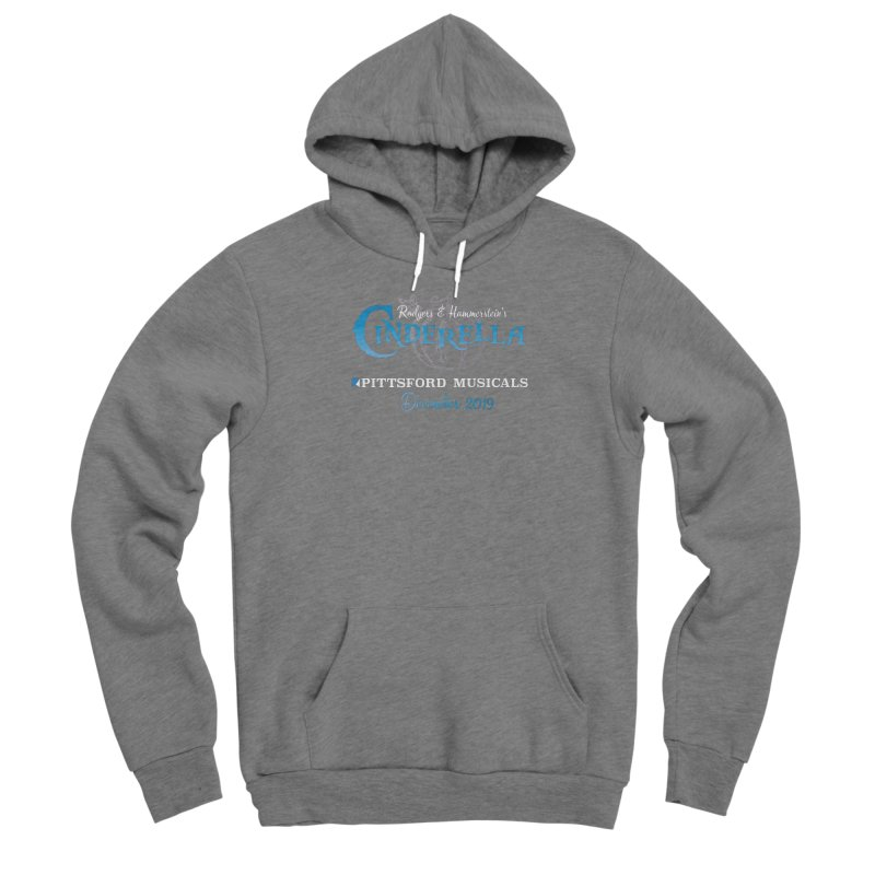 Cinderella 2019 - dark backgrounds Women's Pullover Hoody by Pittsford Musicals