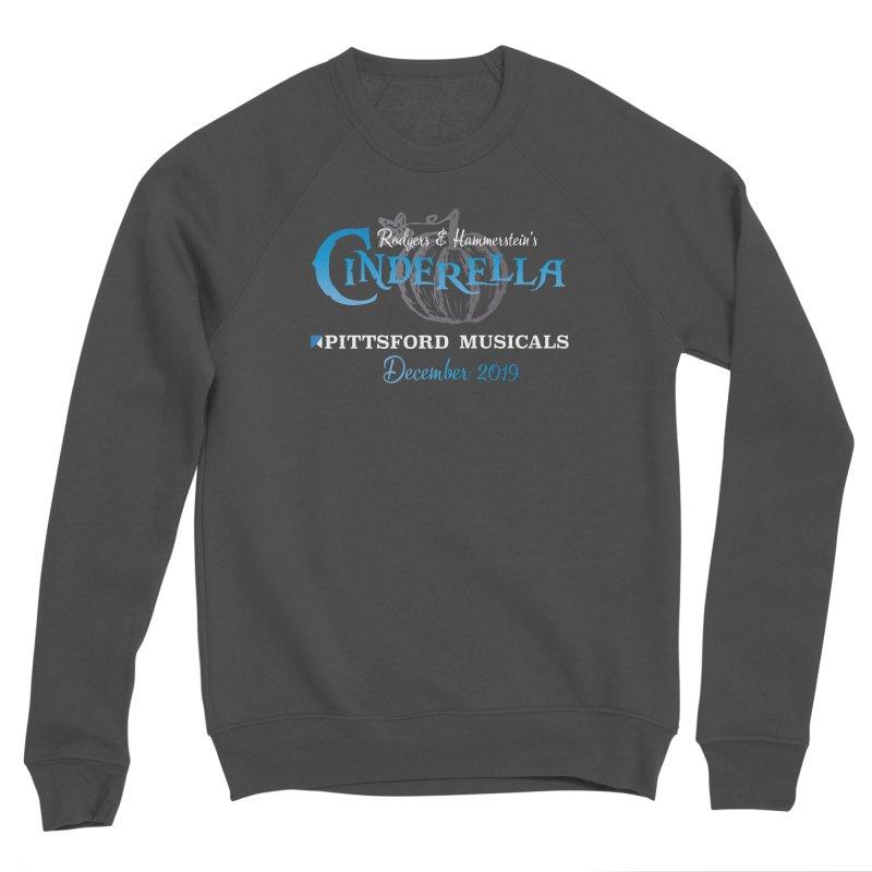 Cinderella 2019 - dark backgrounds Men's Sponge Fleece Sweatshirt by Pittsford Musicals
