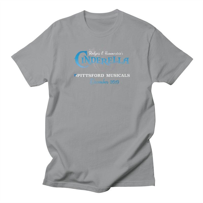 Cinderella 2019 - dark backgrounds Men's Regular T-Shirt by Pittsford Musicals