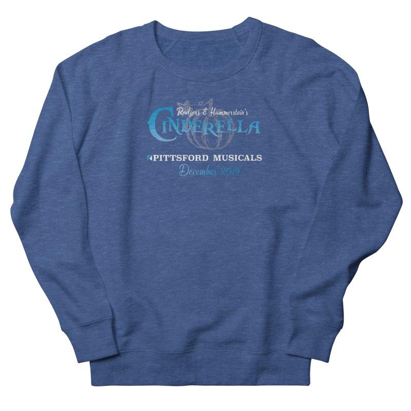 Cinderella 2019 - dark backgrounds Women's Sweatshirt by Pittsford Musicals