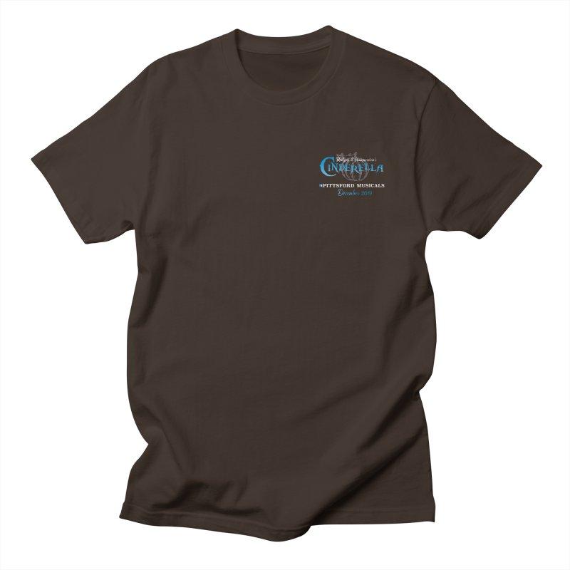 Cinderella 2019 - pocket insignia Men's Regular T-Shirt by Pittsford Musicals
