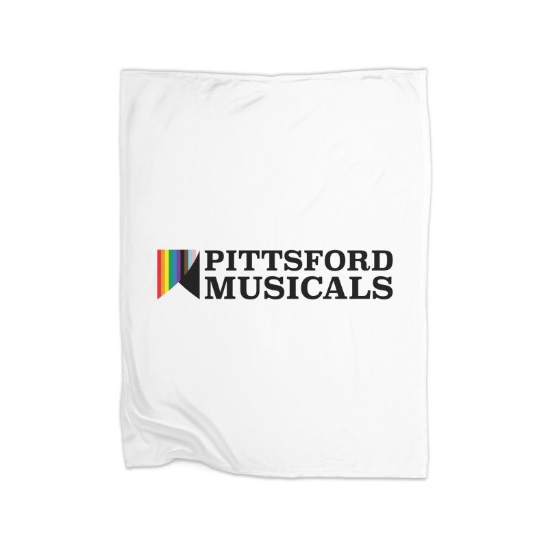 PM Pride Home Blanket by Pittsford Musicals
