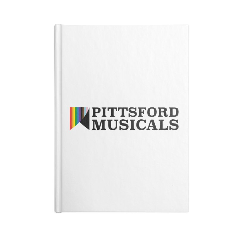 PM Pride Accessories Notebook by Pittsford Musicals
