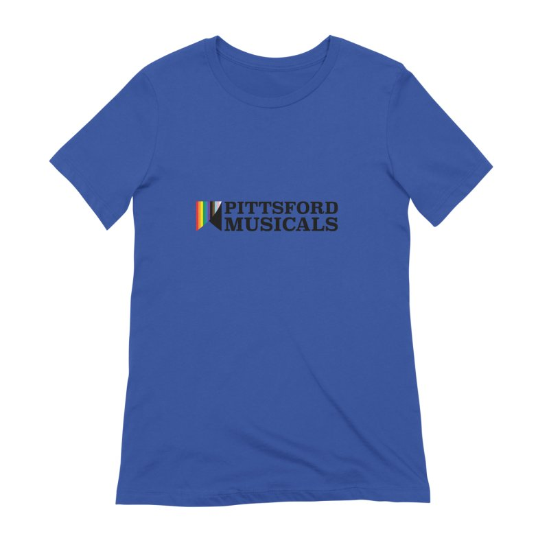 PM Pride Women's T-Shirt by Pittsford Musicals