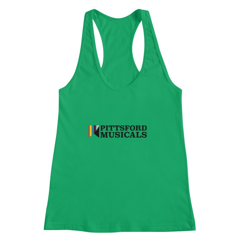 PM Pride Women's Tank by Pittsford Musicals