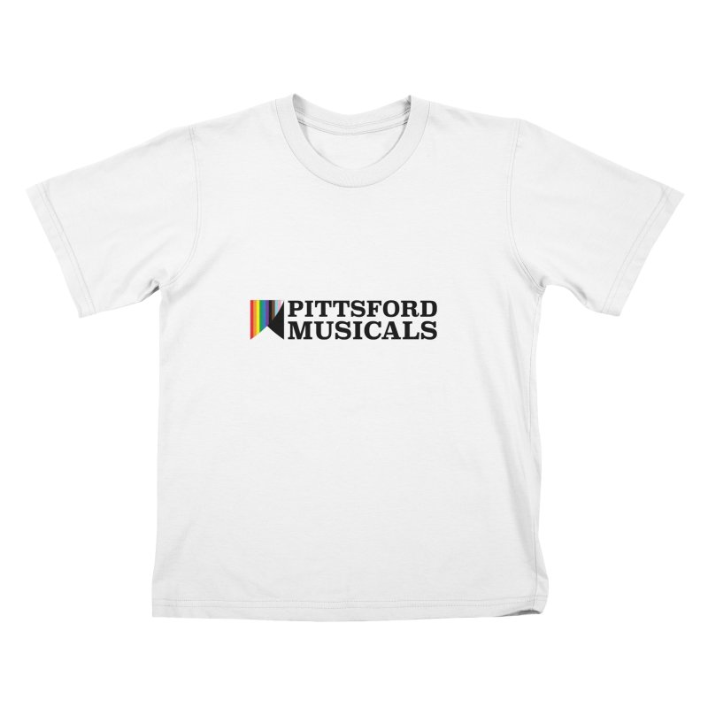 PM Pride Kids T-Shirt by Pittsford Musicals