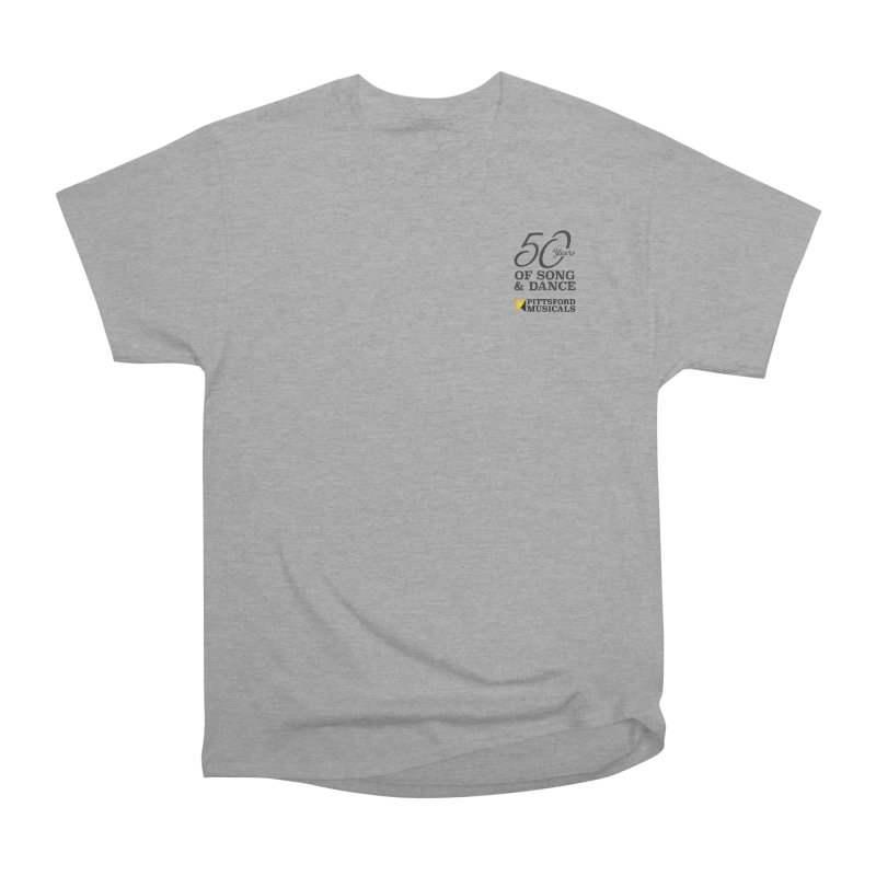 2018 show Women's Heavyweight Unisex T-Shirt by Pittsford Musicals