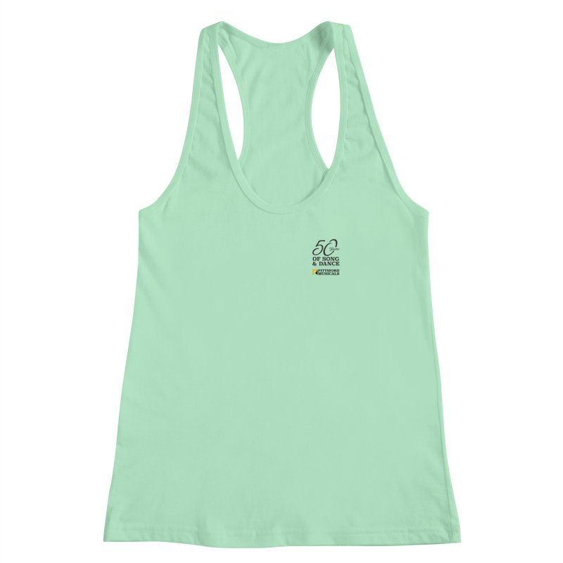2018 show Women's Tank by Pittsford Musicals