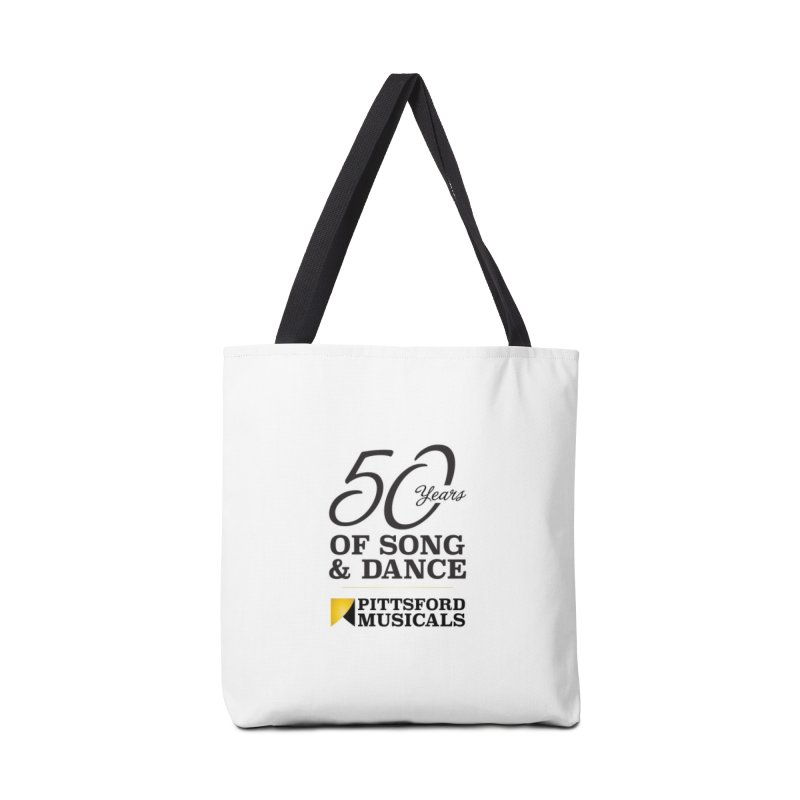 2018 show Accessories Bag by Pittsford Musicals