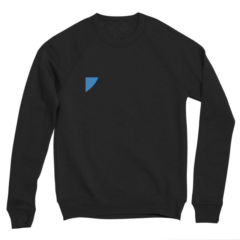 Main Logo - blue and black Women's Sweatshirt by Pittsford Musicals