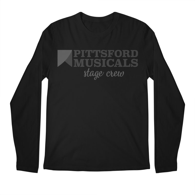 Crew! Men's Regular Longsleeve T-Shirt by Pittsford Musicals