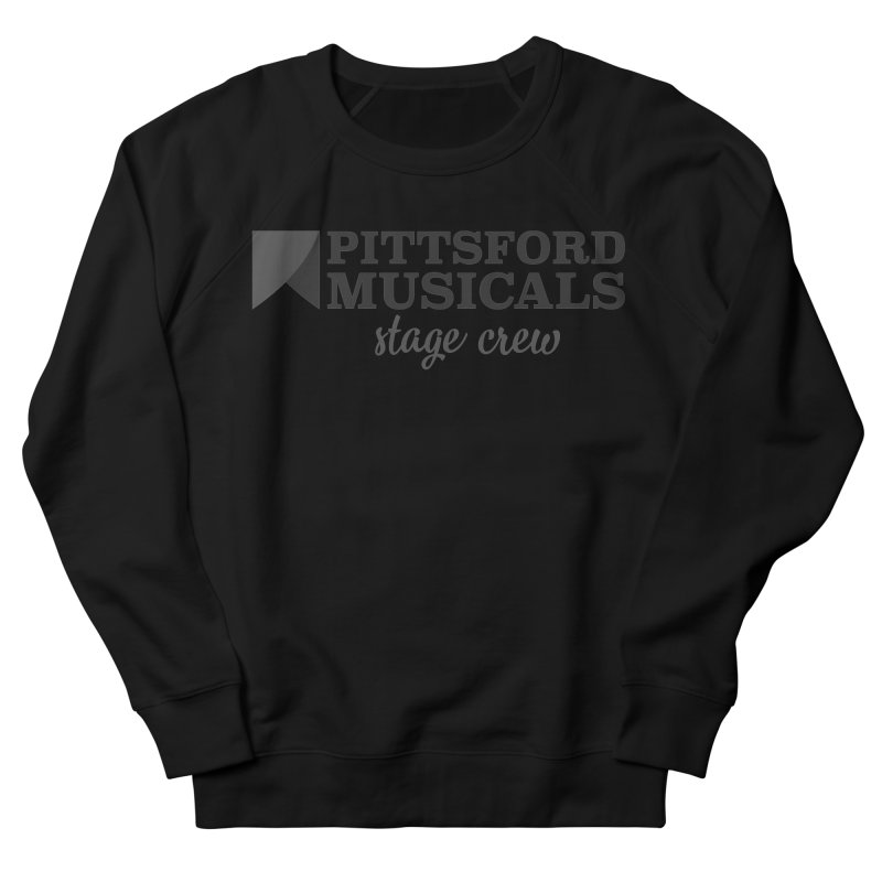 Crew! Women's French Terry Sweatshirt by Pittsford Musicals
