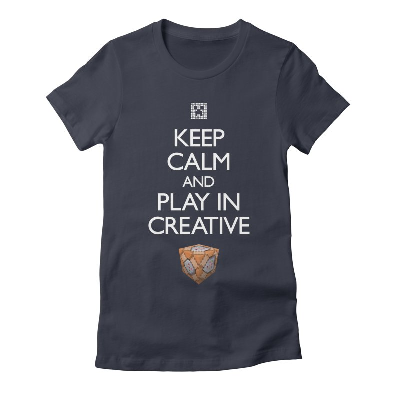 Keep Calm and Play in Creative   by Pixel and Poly's Artist Shop