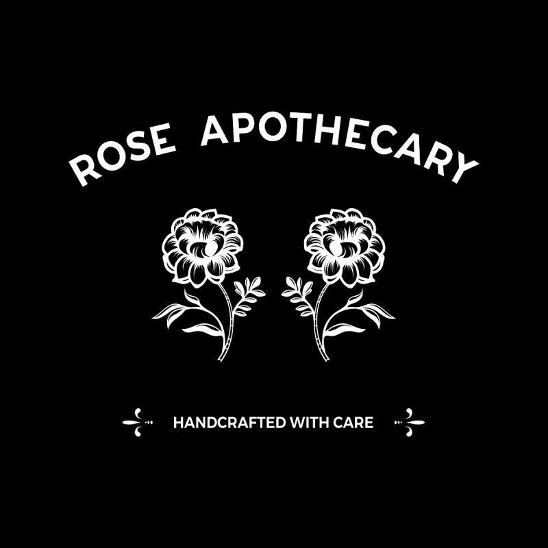Rose Apothecary Women's Longsleeve T-Shirt by Pixel and Poly's Artist Shop