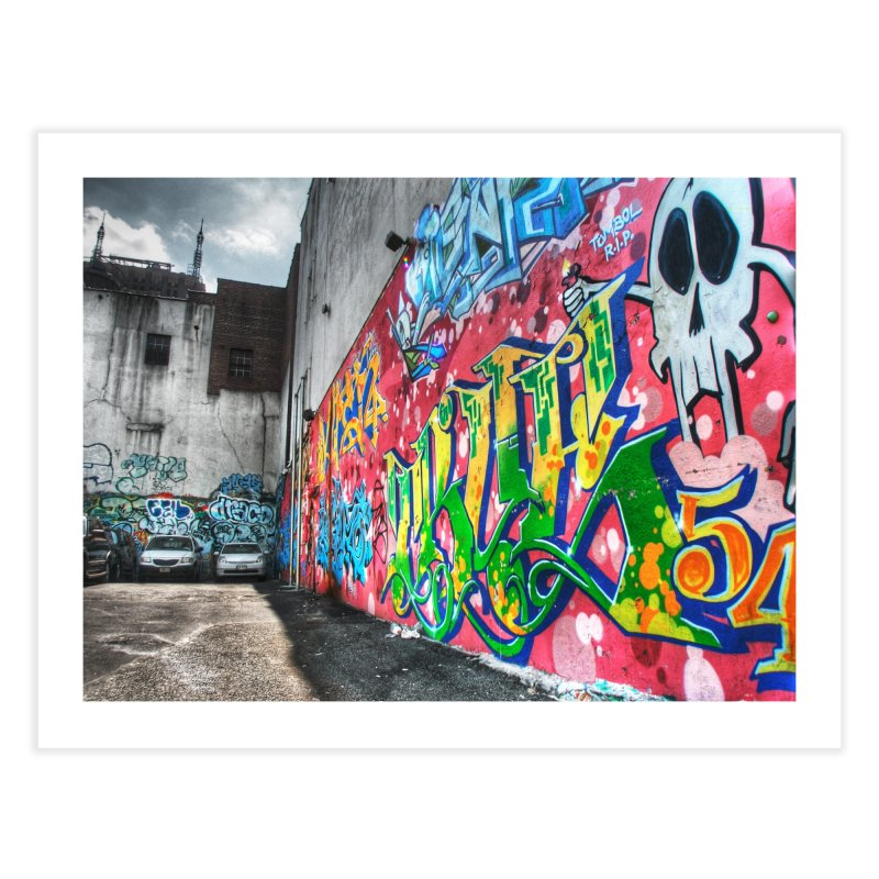 Graffiti   by Pixel and Poly's Artist Shop