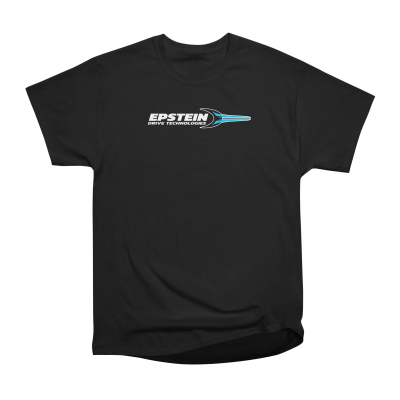 Epstein Drive Technologies - inspired by The Expanse Women's Heavyweight Unisex T-Shirt by Pixel and Poly's Artist Shop