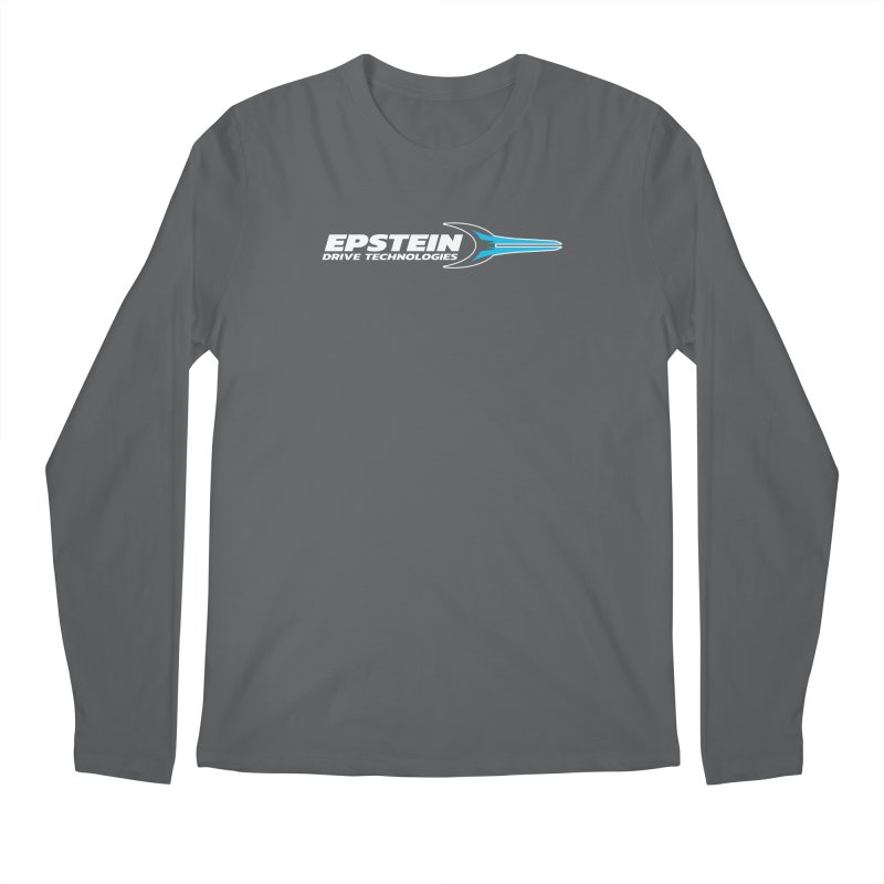 Epstein Drive Technologies - inspired by The Expanse Men's Longsleeve T-Shirt by Pixel and Poly's Artist Shop