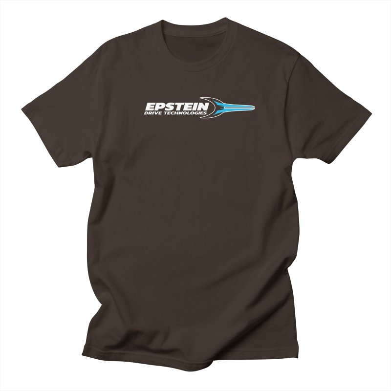 Epstein Drive Technologies - inspired by The Expanse Men's T-Shirt by Pixel and Poly's Artist Shop