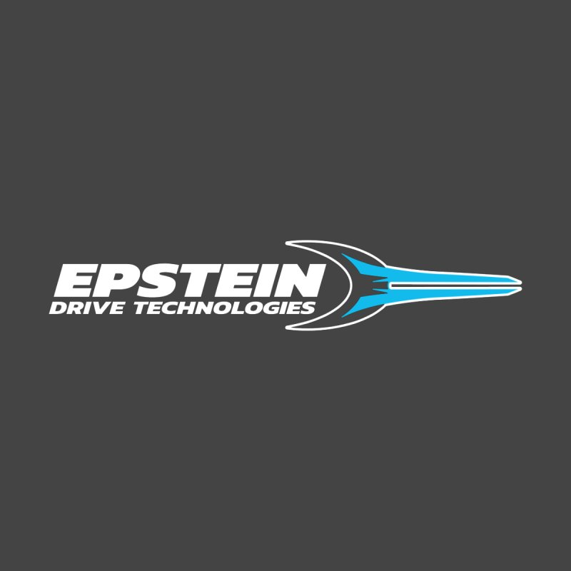 Epstein Drive Technologies - inspired by The Expanse by Pixel and Poly's Artist Shop