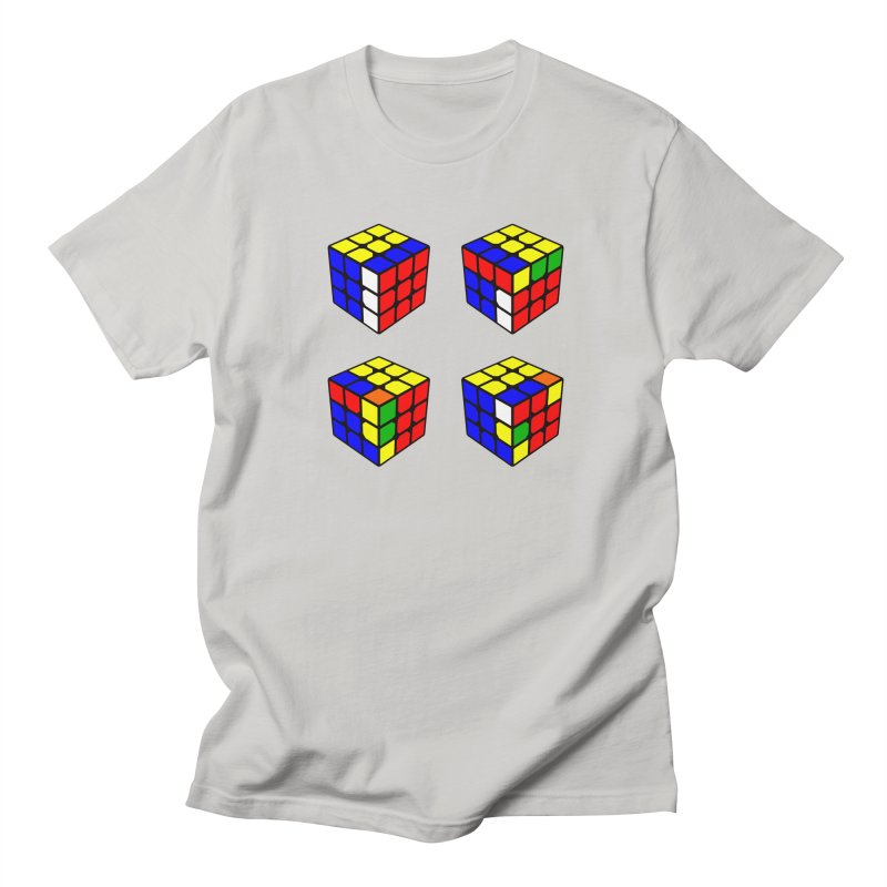 Speed Cubing sexy move Women's Regular Unisex T-Shirt by Pixel and Poly's Artist Shop