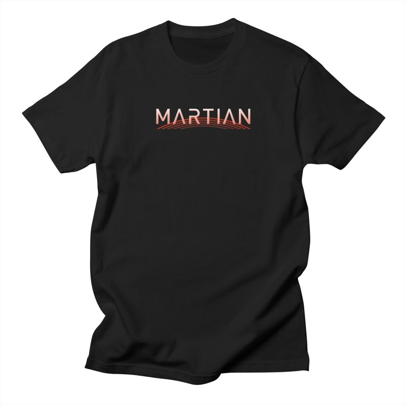 Martian - Inspired by The Expanse Men's Regular T-Shirt by Pixel and Poly's Artist Shop