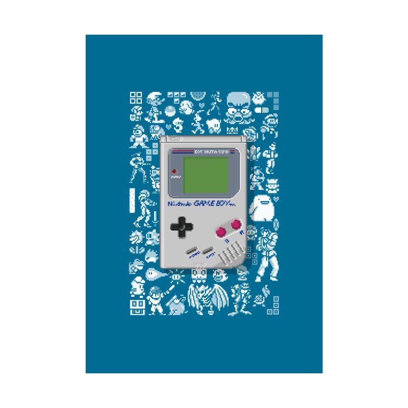 GAMEBOY Tribute by pixelartmafia's Artist Shop