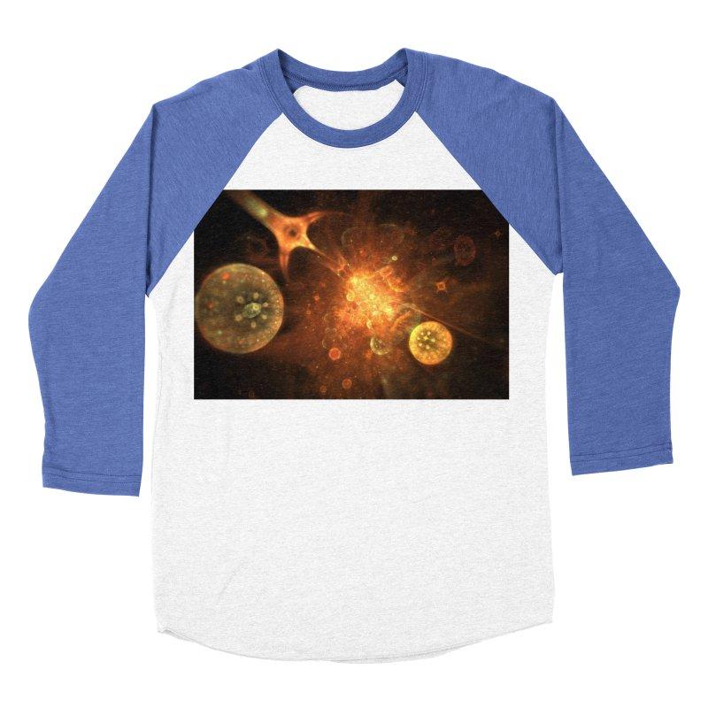 Ares Women's Baseball Triblend T-Shirt by pixeldelta's Artist Shop
