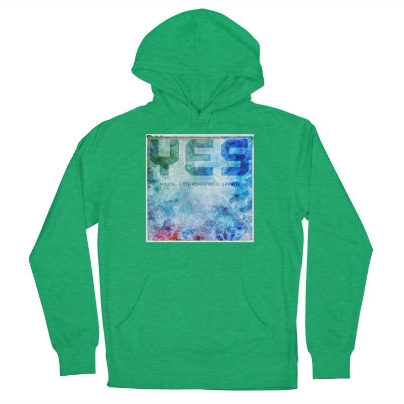 YES! Men's Pullover Hoody by pixeldelta's Artist Shop