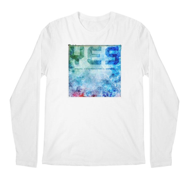 YES! Men's Longsleeve T-Shirt by pixeldelta's Artist Shop