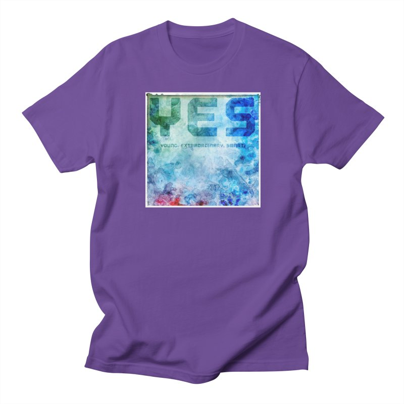 YES! Men's T-shirt by pixeldelta's Artist Shop