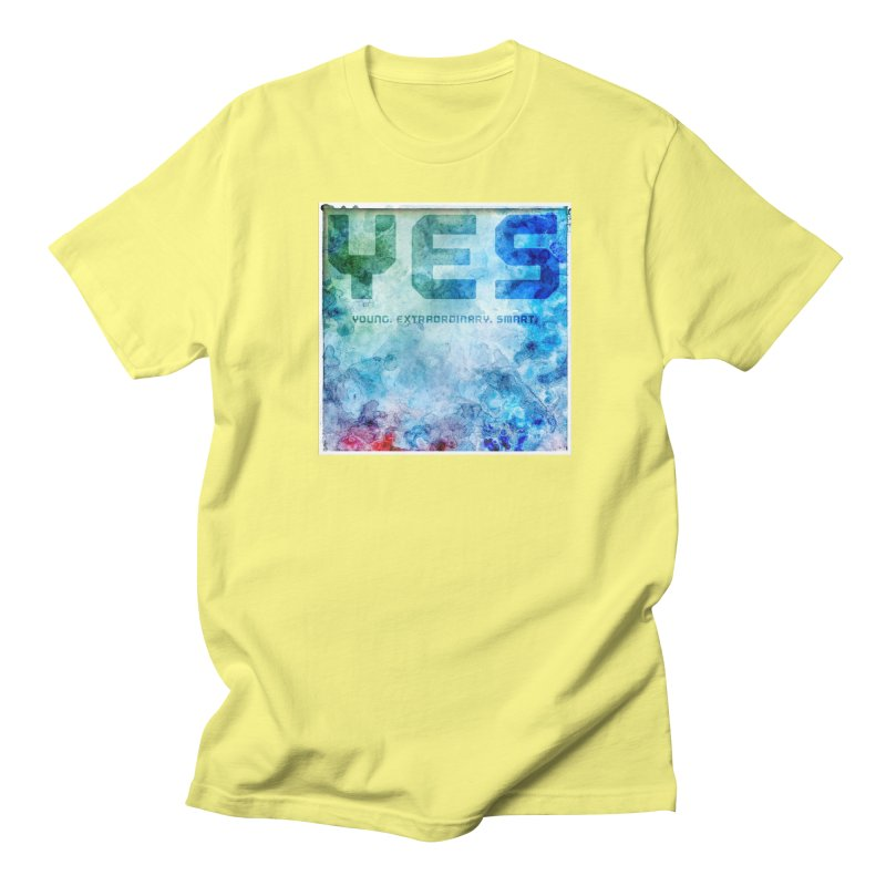 YES! Women's Unisex T-Shirt by pixeldelta's Artist Shop