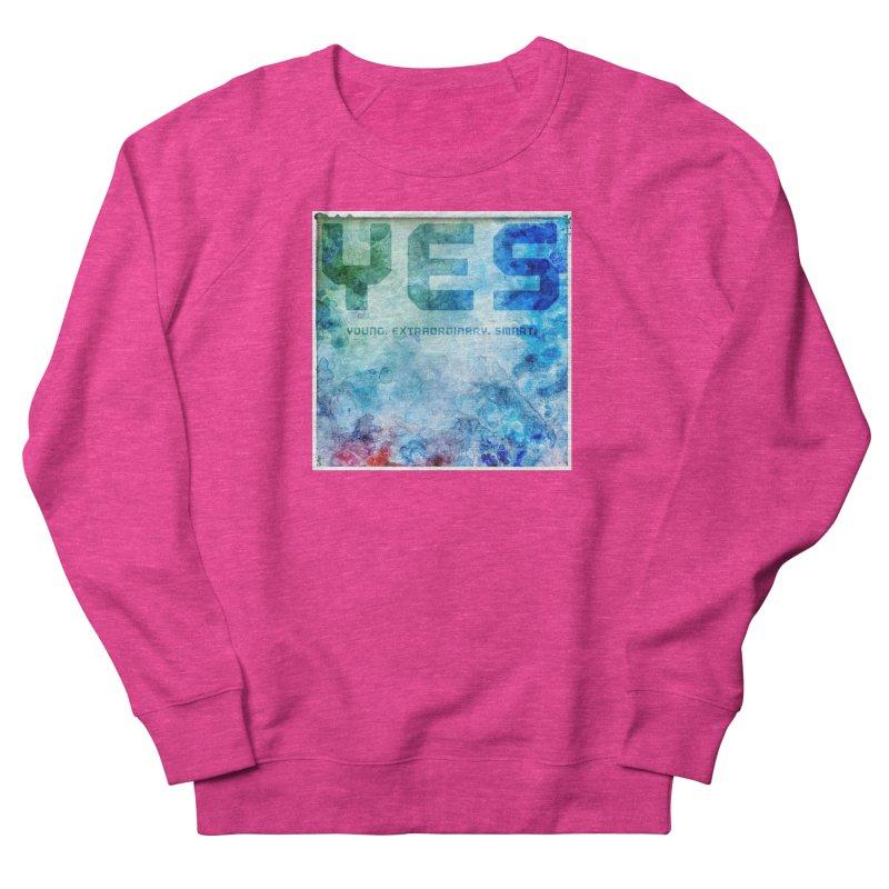 YES! Women's Sweatshirt by pixeldelta's Artist Shop