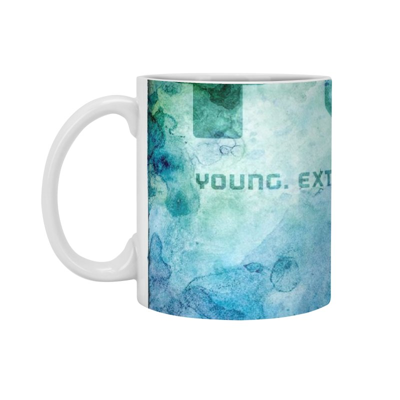 YES! Accessories Mug by pixeldelta's Artist Shop