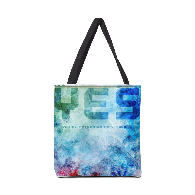 YES! Accessories Bag by pixeldelta's Artist Shop