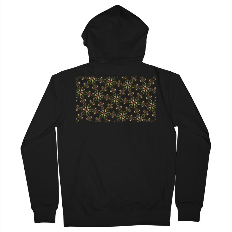 Inspirit Code 1513696397 Men's Zip-Up Hoody by pixeldelta's Artist Shop