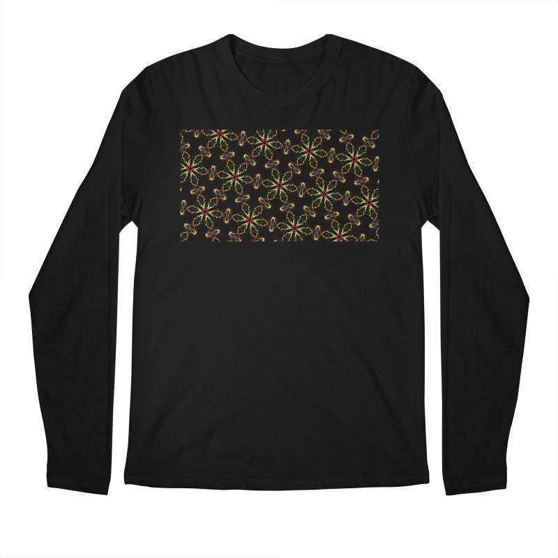 Inspirit Code 1513696397 Men's Longsleeve T-Shirt by pixeldelta's Artist Shop