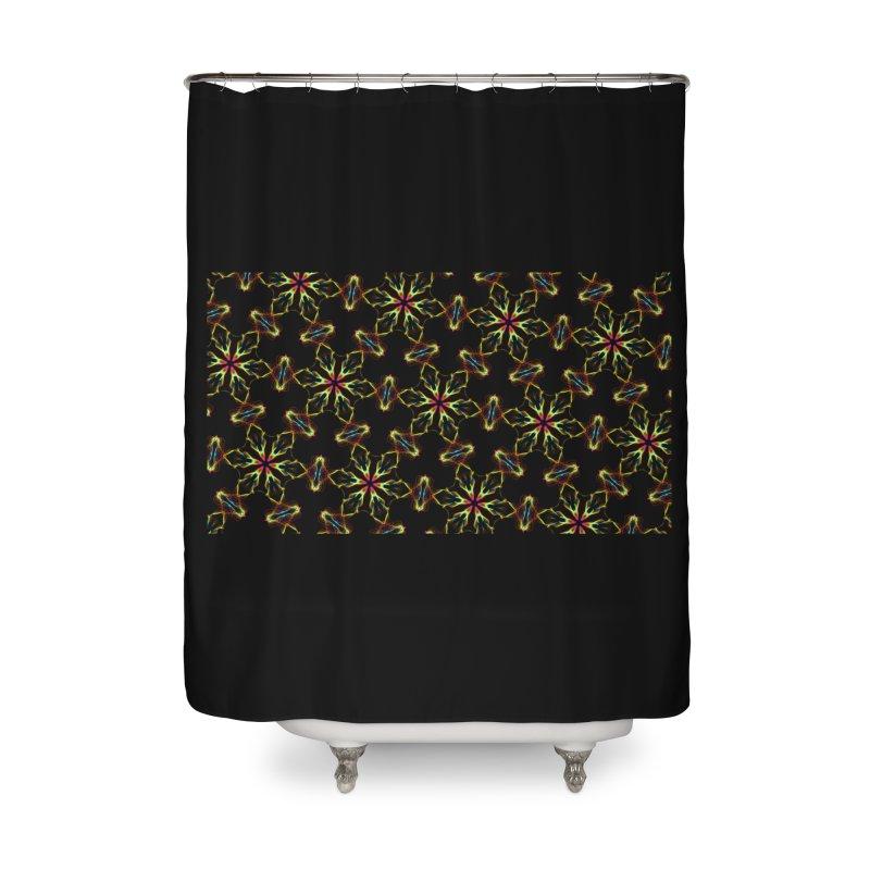 Inspirit Code 1513696397 Home Shower Curtain by pixeldelta's Artist Shop