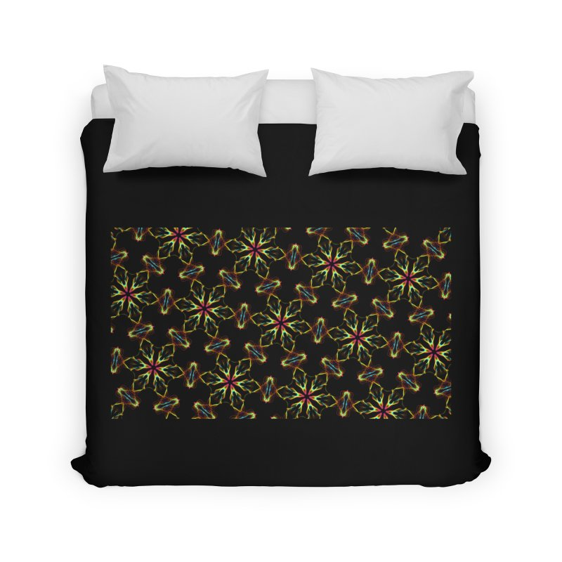 Inspirit Code 1513696397 Home Duvet by pixeldelta's Artist Shop