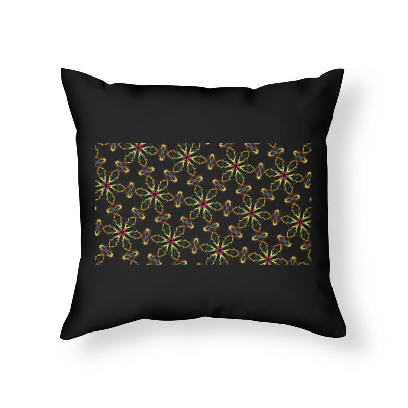 Inspirit Code 1513696397 Home Throw Pillow by pixeldelta's Artist Shop