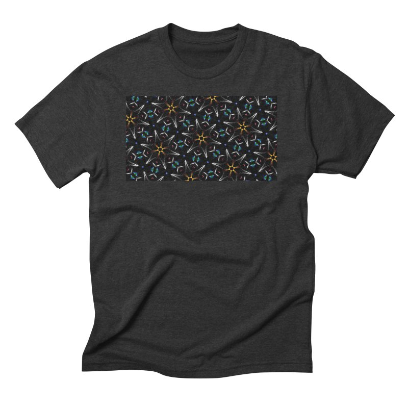 Inspirit Code 1513768292 Men's Triblend T-Shirt by pixeldelta's Artist Shop