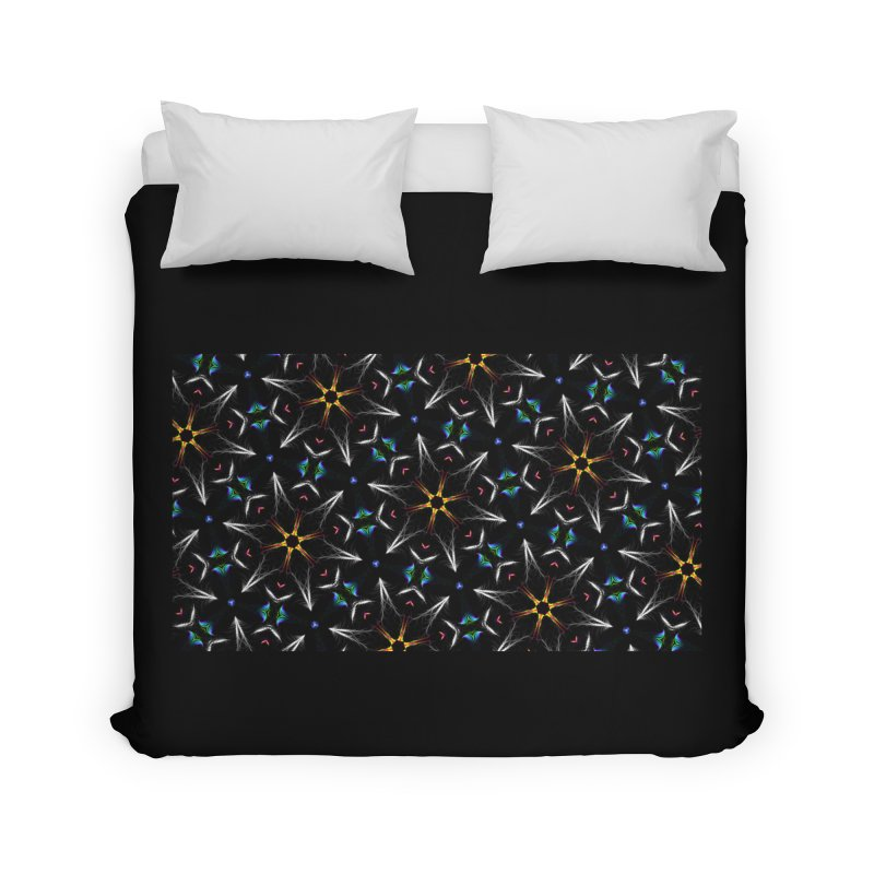 Inspirit Code 1513768292 Home Duvet by pixeldelta's Artist Shop