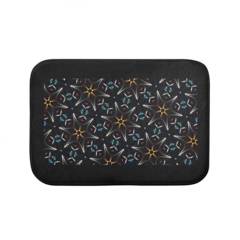 Inspirit Code 1513768292 Home Bath Mat by pixeldelta's Artist Shop