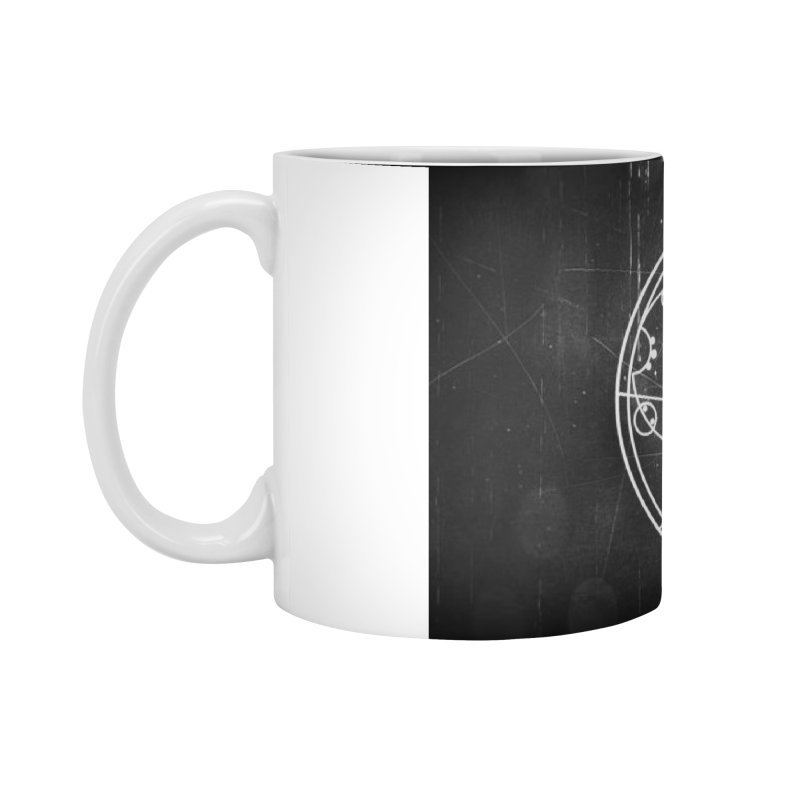 Peace Patience Victory Accessories Mug by pixeldelta's Artist Shop