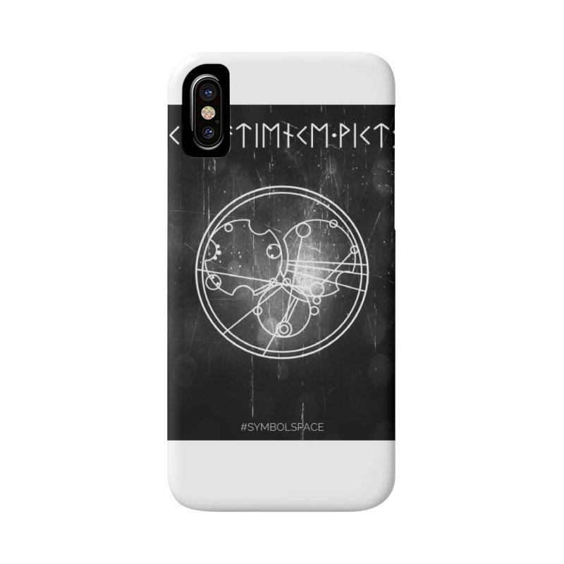 Peace Patience Victory Accessories Phone Case by pixeldelta's Artist Shop
