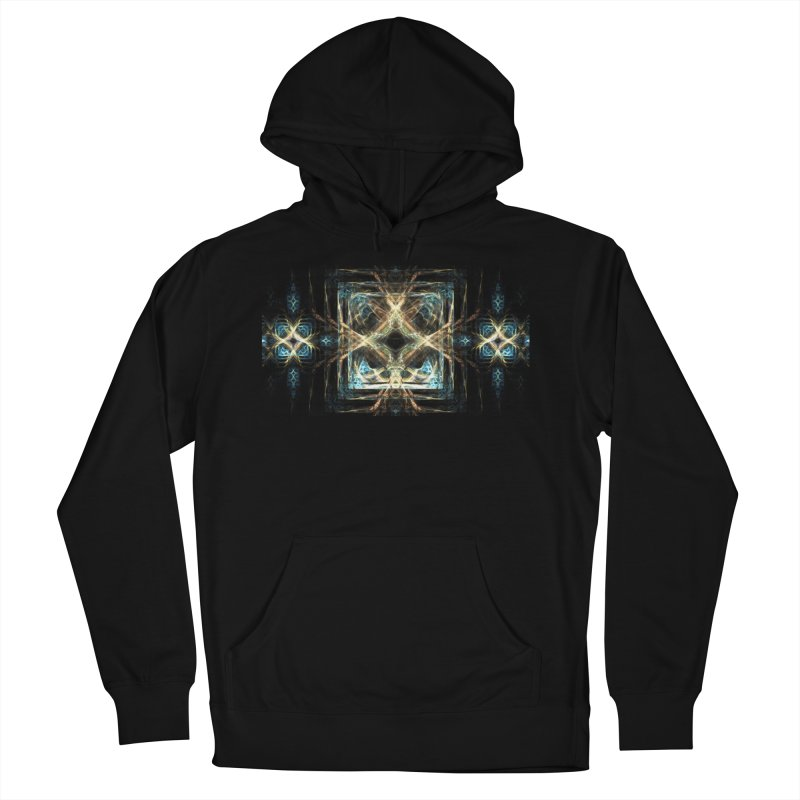 Resonance Men's French Terry Pullover Hoody by pixeldelta's Artist Shop