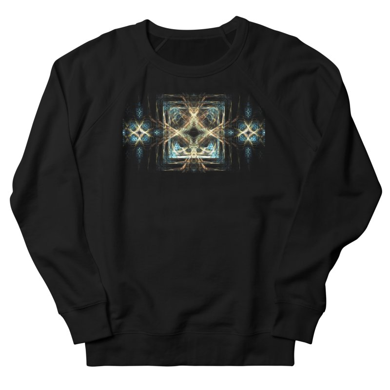 Resonance Women's French Terry Sweatshirt by pixeldelta's Artist Shop