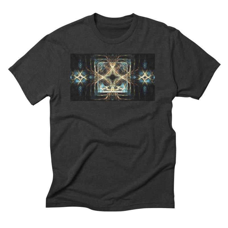 Resonance Men's Triblend T-Shirt by pixeldelta's Artist Shop